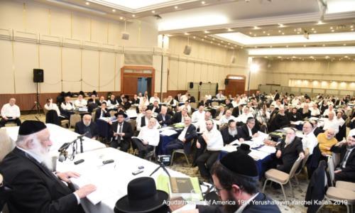 YYK_2019_Tues_HaRav_Boruch_Dov_Povarsky giving shiur